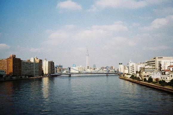 T3:隅田川
