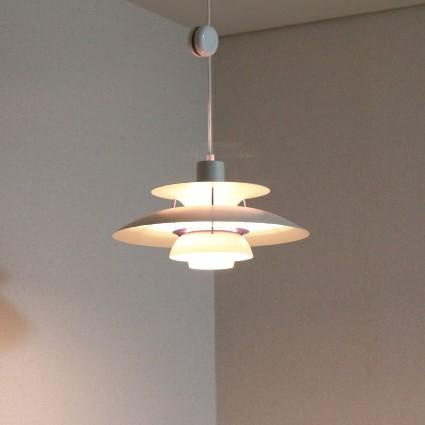 Louis Poulsen PH5 (150w白熱電球)