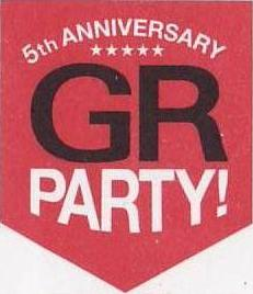 GR PARTY!